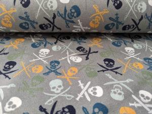 B7915-10 - 1 Jersey Piratenkopf