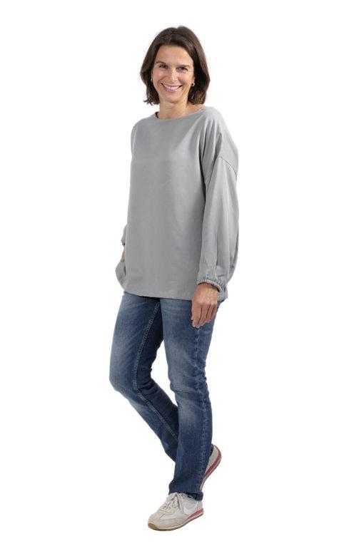 Schnittmuster Diana Oversized Shirt
