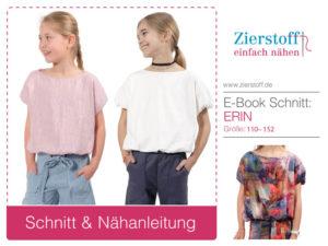 """Shirt """"Erin"""", Gr. 110 – 152"""