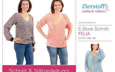 Unsere Bluse Felia