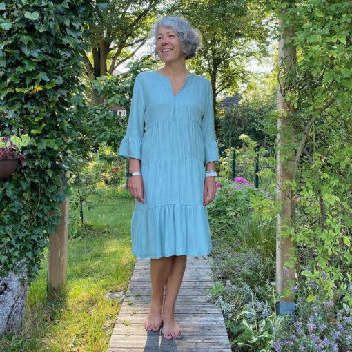Schnittmuster Kleid Francesca