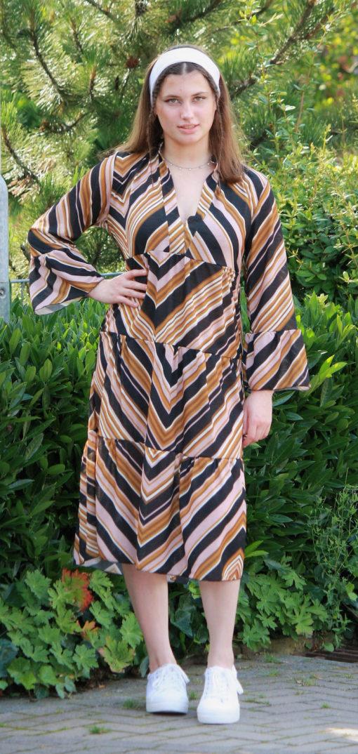 Schnittmuster Kleid Boho Style Francesca - 3