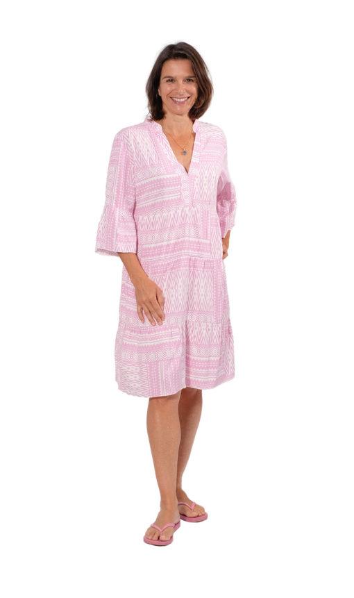 Schnittmuster Kleid Francesca Boho Kleid