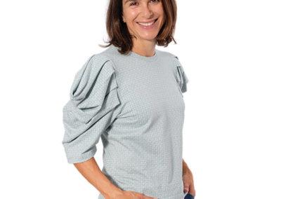 Abbildung Schnittmuster Shirt Magdalena.