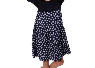 Schnittmuster Kinderkleid Hera nähen 1
