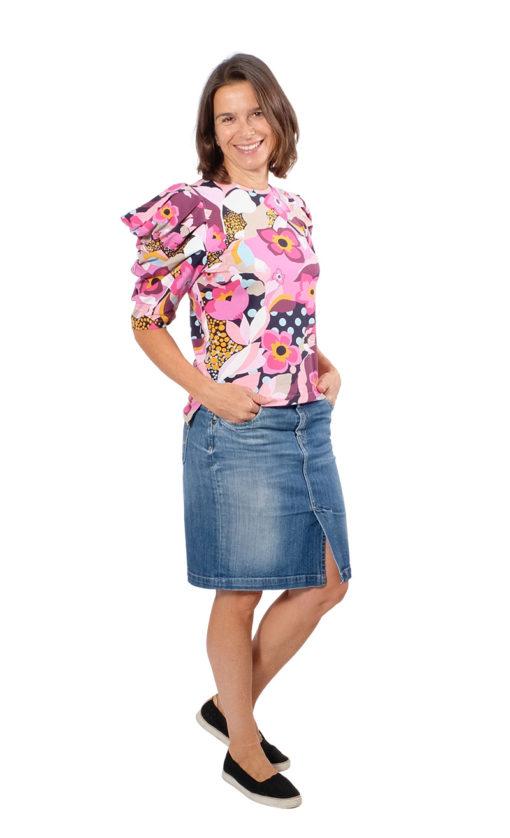 Schnittmuster Shirt Magdalena
