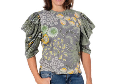 Schnittmuster Shirt Magladena Strick Jersey