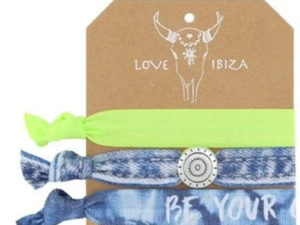Love Ibiza Armbänder Spruch Fashion - 5