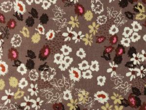 S1162R-183776 Musselin Blumen Mauve