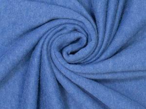 Fibre Mood, Viskose Strickstoff, unifarben Blau